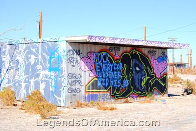 Salton Sea, CA - West Side - 3