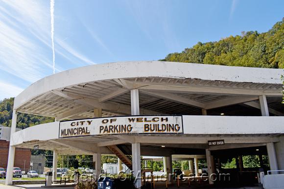 Welch, WV - Parking Garage