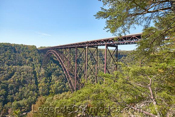 New River Gorge Arch Bridge