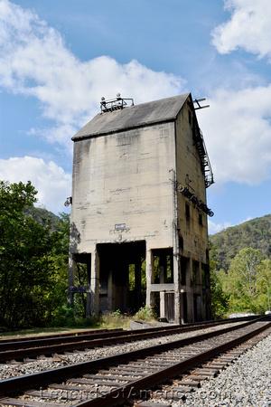 Thurmond, WV - Railroad Coaling Tower