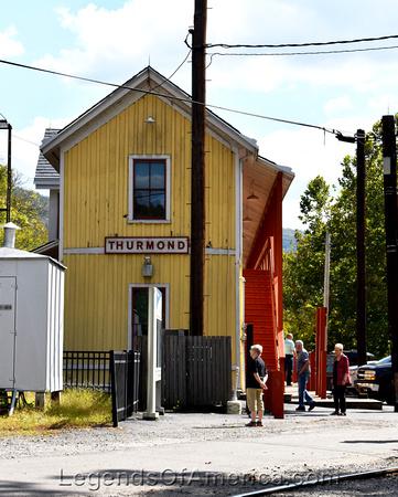Thurmond, WV - Depot
