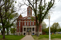 Anthony, KS - Harper County Courthouse