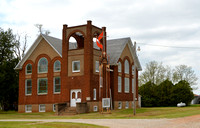 Bluff City, KS - Methodist Church
