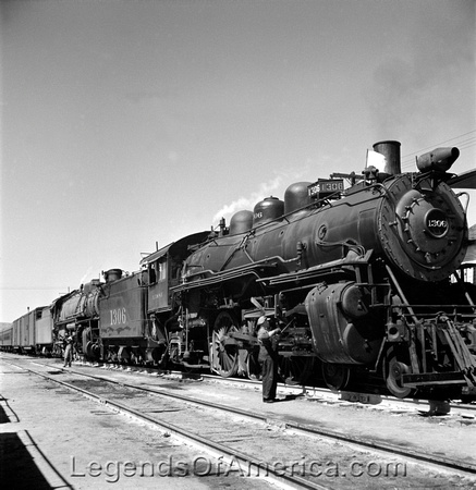 Kingman, AZ - Santa Fe Railroad