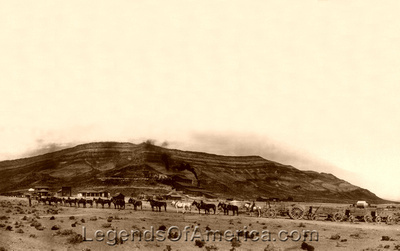 Bonnie Clare, NV - Mill, 1908