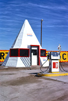Allentown, AZ - Exxon Station, 1979