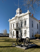 Bridgeport, CA - Mono County Courthouse