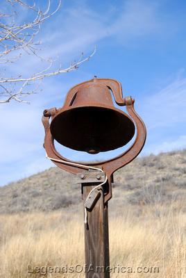 Fort Bowie, AZ - Bell