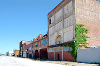 Cairo, IL - Commercial Avenue Buildings - 2