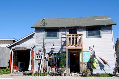 Leland, MI - Fishtown Business