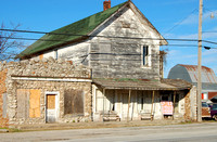 Avilla, MO - Main Street Buildings - 2