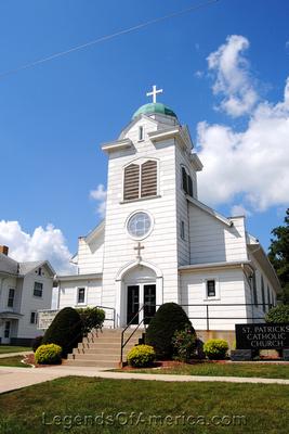 Watkins, IA - Catholic Church