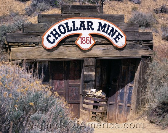 Virginia City, NV - Old Silver Mine