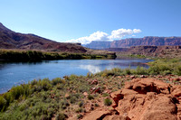 Glen Canyon, AZ - Lees Ferry Site