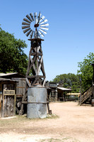 Boerne, TX - Enchanted Springs Ranch Windmill