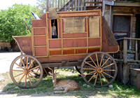 Boerne, TX - Enchanted Springs Ranch Stagecoach