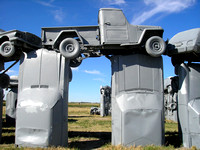 Alliance, NE - Carhenge - 2