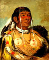 Ojibwa Chief