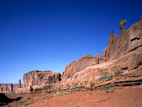 Arches National Park, UT  - Cliffs