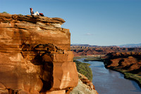 Canyonlands National ParkUT-GreenRiverSunsetNealHerbertnps