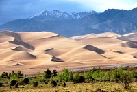 Great Sand Dunes, CO - Medano Creek