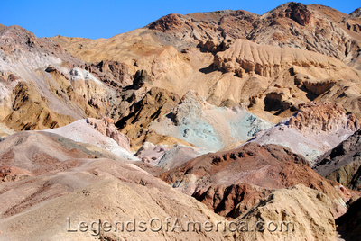 Death Valley, CA - Artist Palette