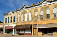 Florence, KS - Main Street Buildings - 4