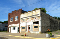 Florence, KS - Main Street Buildings - 3