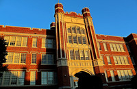 Hot Springs, AR - President Bill Clinton's High School