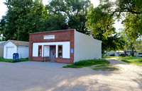 Abbyville, KS - Post Office