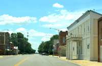 Mount Hope, KS - Main Street
