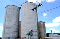 Furley, KS - Grain Elevators