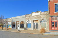 Coldwater, KS - Business Buildings