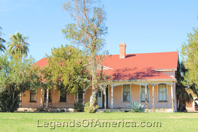 Fort Yuma, CA - Commander Quarters