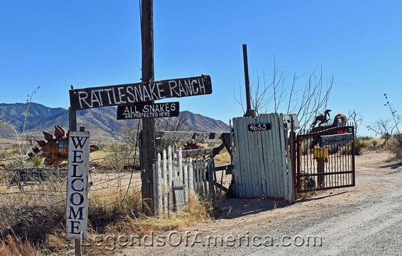 Rattlesnake Ranch, Dragoon, AZ