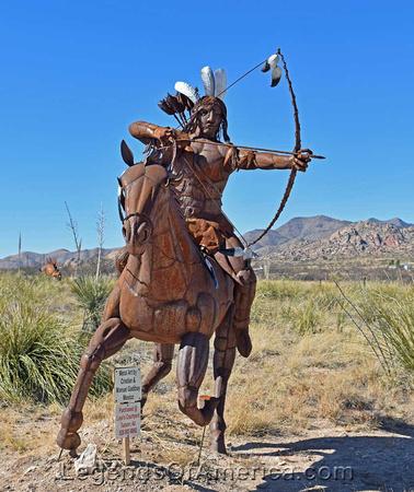 Rattlesnake Ranch Warrior
