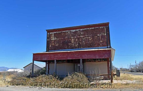 Abandoned Store, Cochise, Arizona