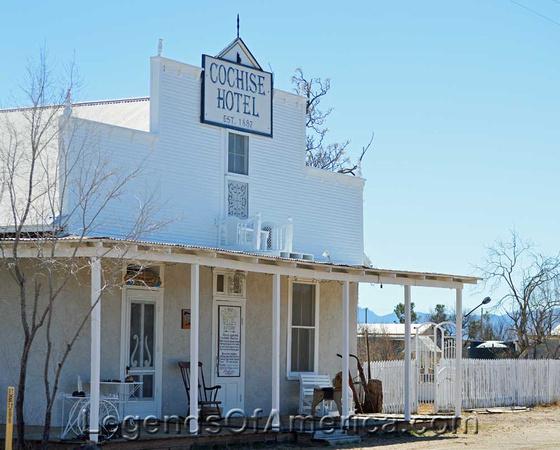 Cochise Hotel, AZ