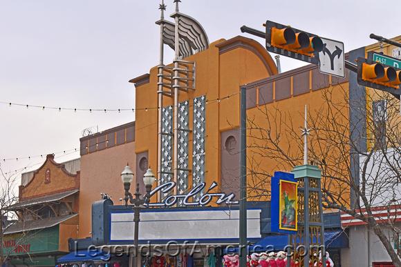 Colon Theatre - El Paso, Texas