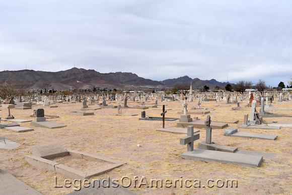El Paso Concordia Cemetery