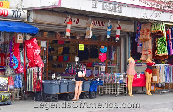 Mercado, El Paso Market Square