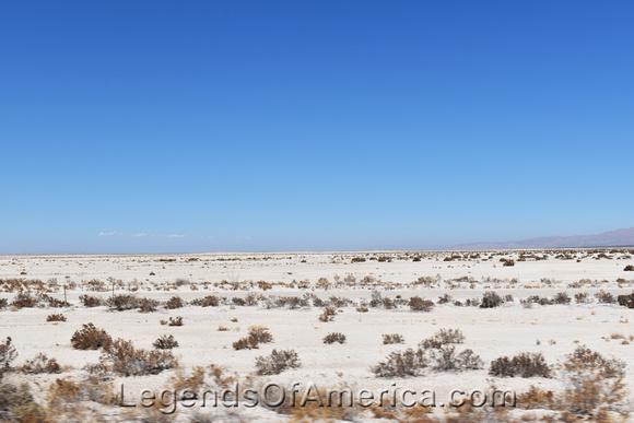 Salt Flats of West Texas