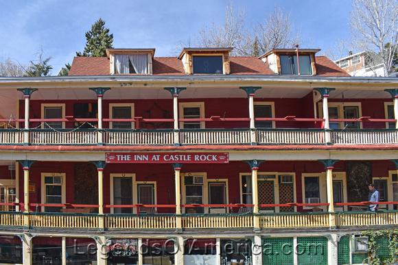 The Inn at Castle Rock, Bisbee AZ