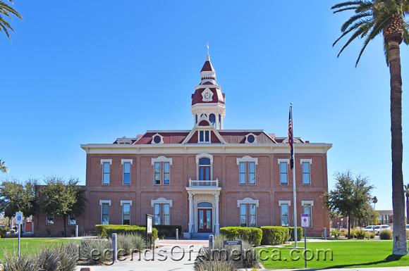 Pinal County Court House, Florence, AZ