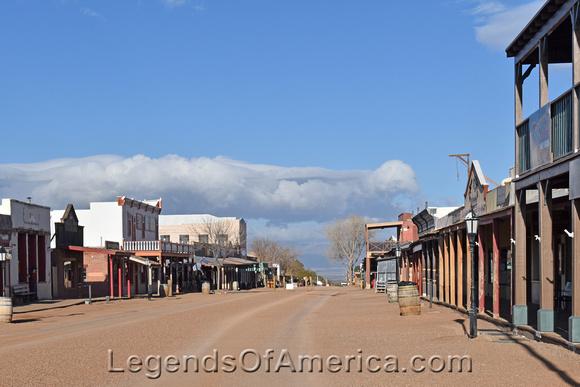 Allen Street, Tombstone Arizona