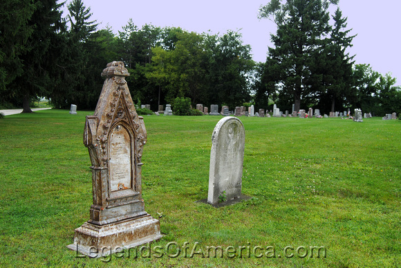 Dheinsville, WI - Cemetery