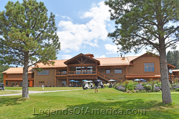 Angel Fire, NM - Clubhouse