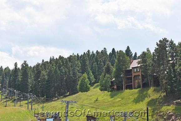 Angel Fire, NM - Ski Lift