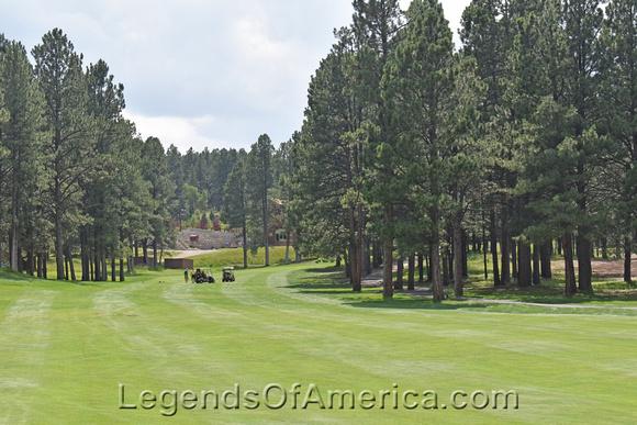 Angel Fire, NM - Golf Course Fairway