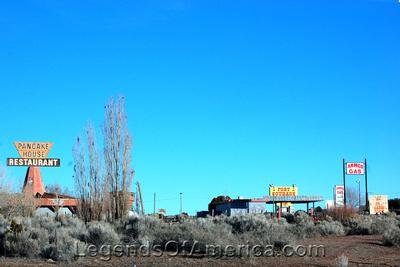 Houck, AZ - Fort Courage - 3